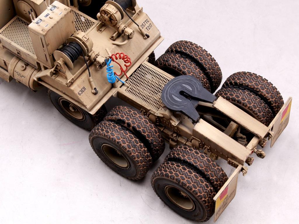 M911 C-HET w/m747 Heavy Equipment Semi-T  (Vista 8)