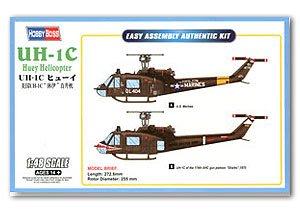 UH-1C Huey Helicopter  (Vista 1)