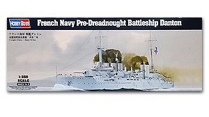 French Navy Pre-Dreadnougth Battleship D  (Vista 1)
