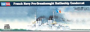 French Navy Pre-Dreadnought Battleship C  (Vista 1)