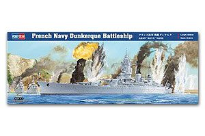 French Navy Dunkerqu