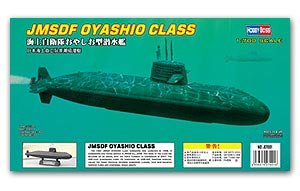 JMSDF Oyashio Class   (Vista 1)