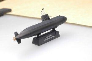 JMSDF Oyashio Class   (Vista 3)