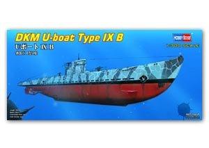 U-boat Type IXB   (Vista 1)
