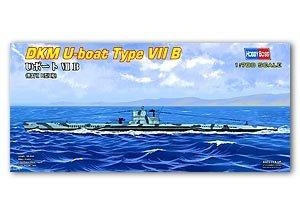 U-boat Type VIIB   (Vista 1)