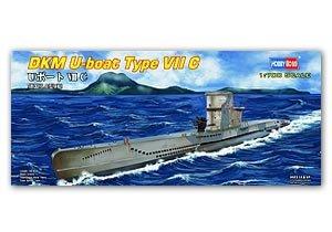 U-boat Type VIIC   (Vista 1)