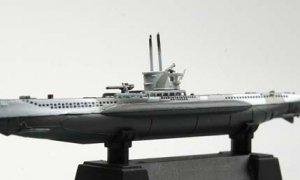 U-boat Type VIIC   (Vista 4)