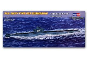 Pla Navy Type 033 Submarine   (Vista 1)