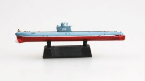 Pla Navy Type 033 Submarine   (Vista 2)