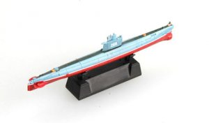 Pla Navy Type 033 Submarine   (Vista 4)