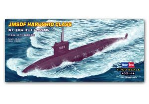 JMSDF Harushio Class   (Vista 1)