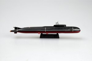 Russian Navy Oscar II class submarine   (Vista 4)