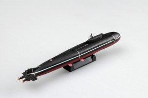 Russian Navy Oscar II class submarine   (Vista 5)