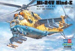 Mi-24V Hind-E  (Vista 1)