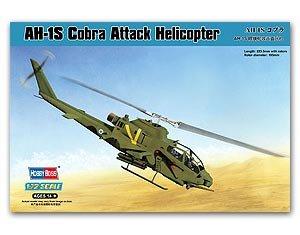 AH-1S Cobra Attack Helicopter  (Vista 1)