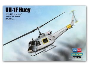 UH-1F Huey  (Vista 1)
