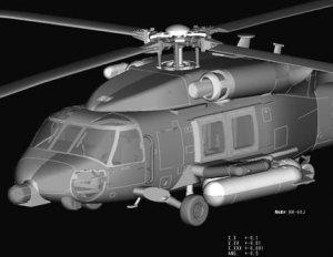 HH-60J Jayhawk  (Vista 4)