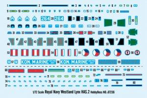 Royal Navy Lynx HAS.2  (Vista 2)