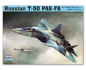 Russian T-50 PAK-FA  (Vista 1)