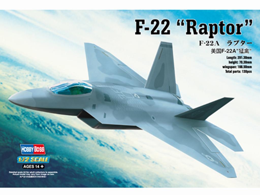 F-22A  (Vista 1)