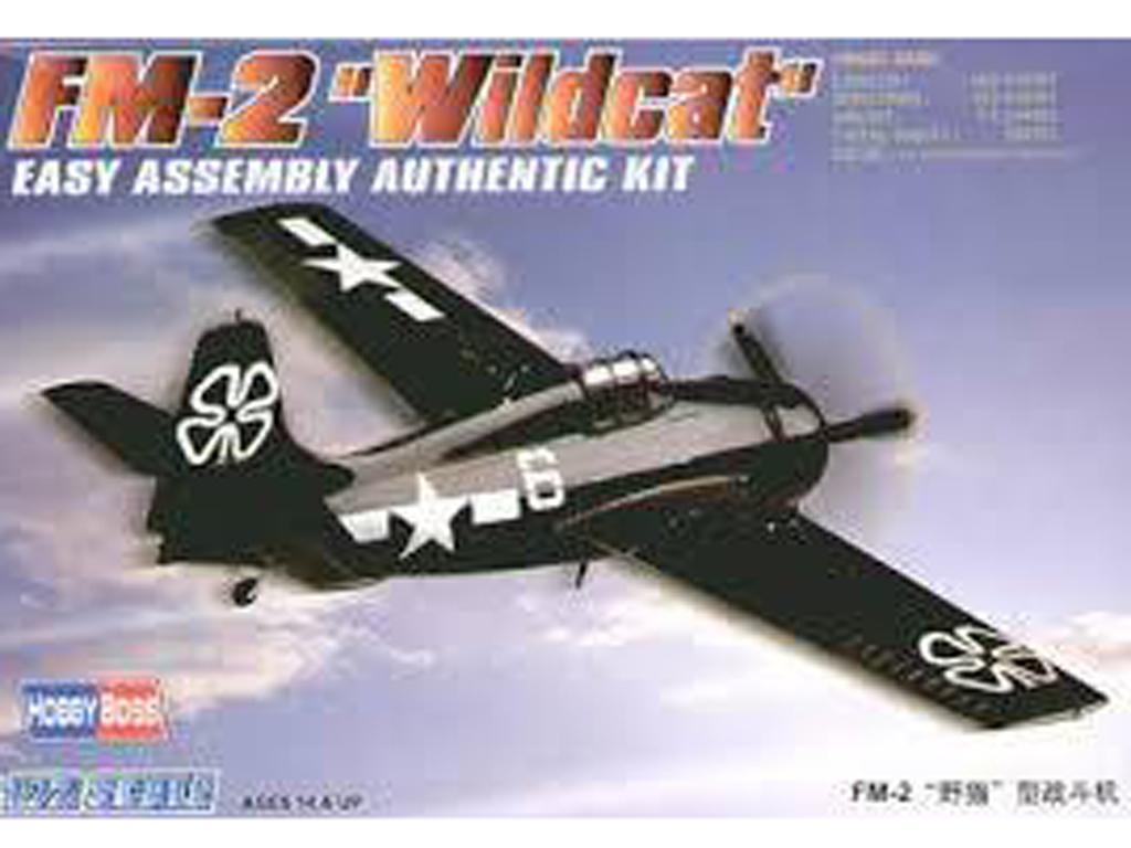"FM-2 ""Wildcat"" (Vista 1)"