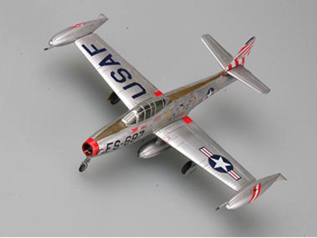 U.S. F-84E  (Vista 2)