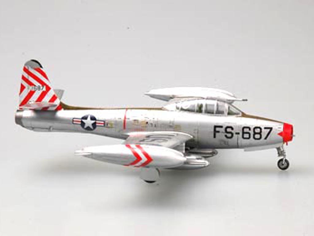 U.S. F-84E  (Vista 4)