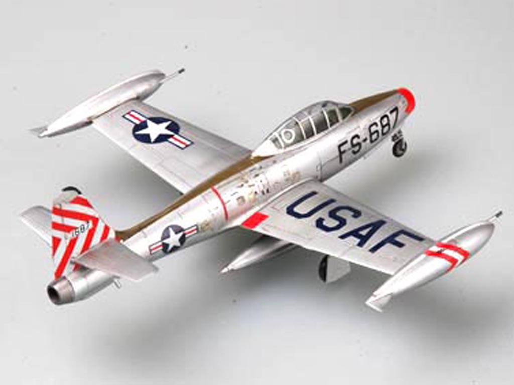 U.S. F-84E  (Vista 5)