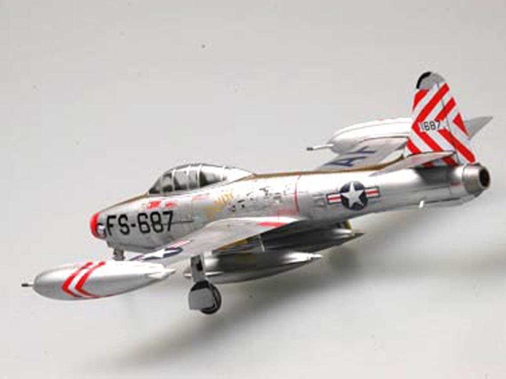 U.S. F-84E  (Vista 6)