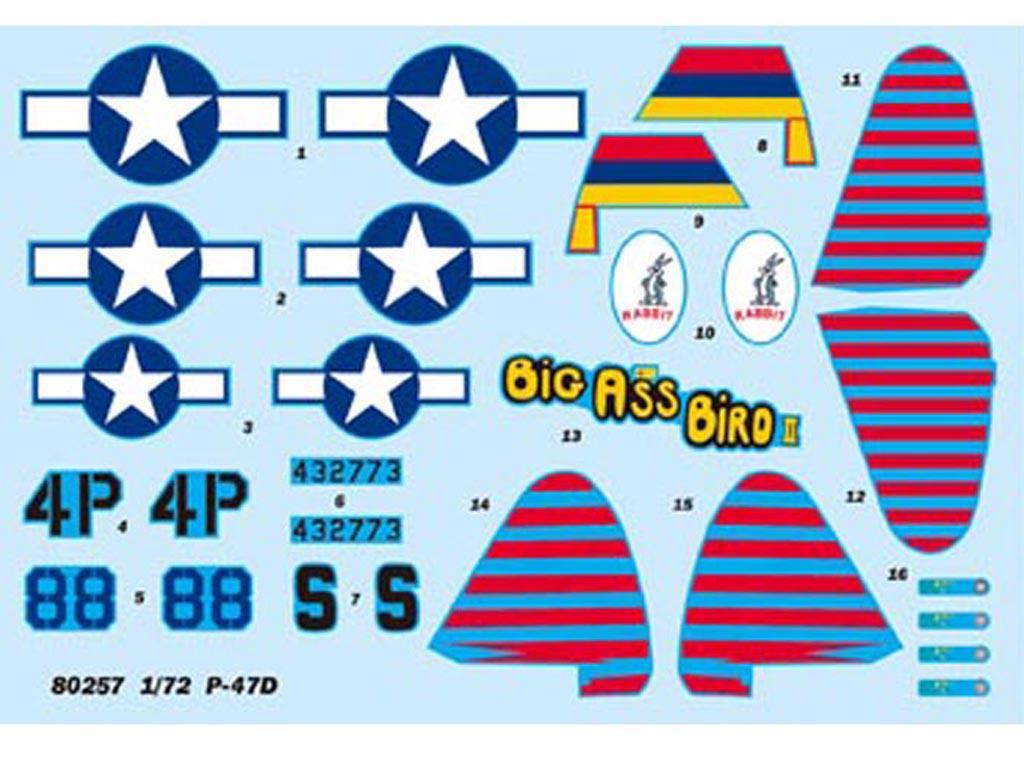 "P-47D ""Thunderbolt"" (Vista 3)"