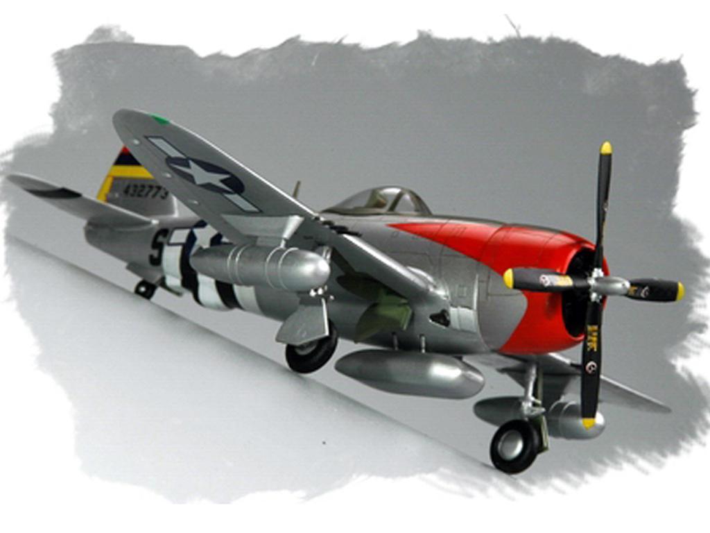"P-47D ""Thunderbolt"" (Vista 6)"