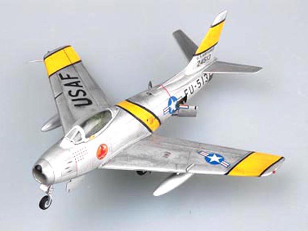 F-86F-30 Sabre (Vista 4)