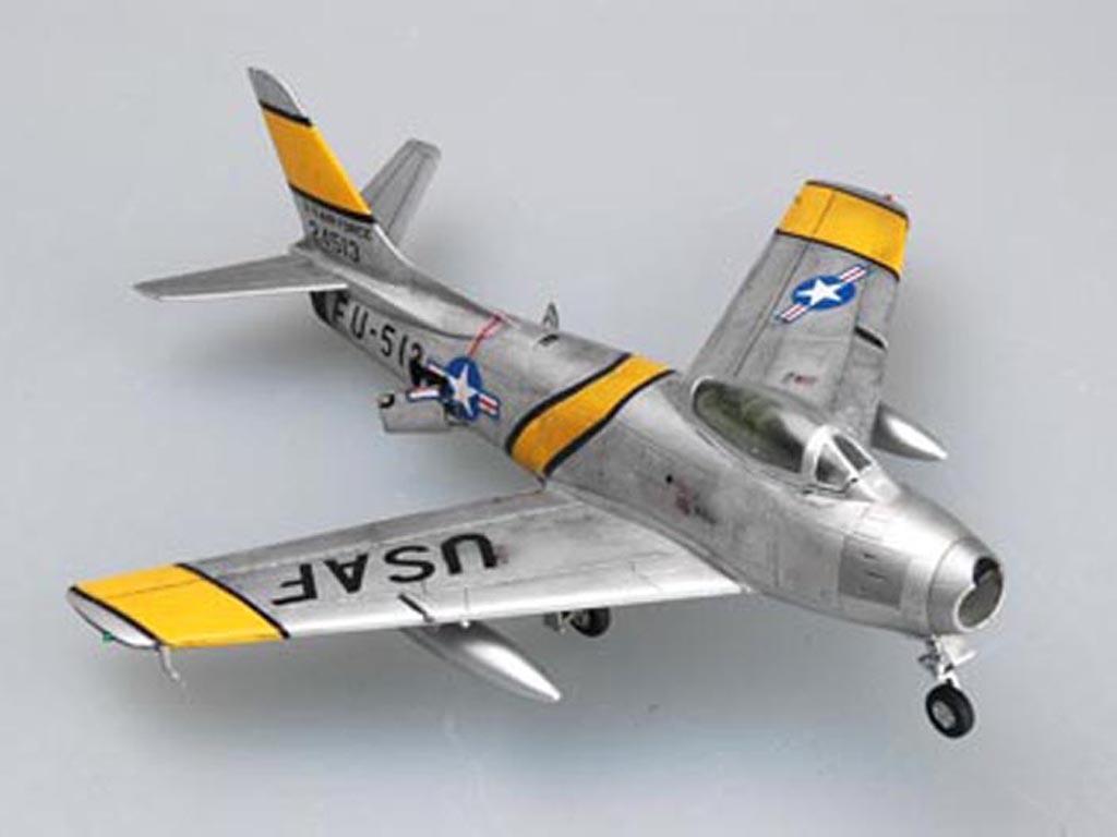 F-86F-30 Sabre (Vista 5)