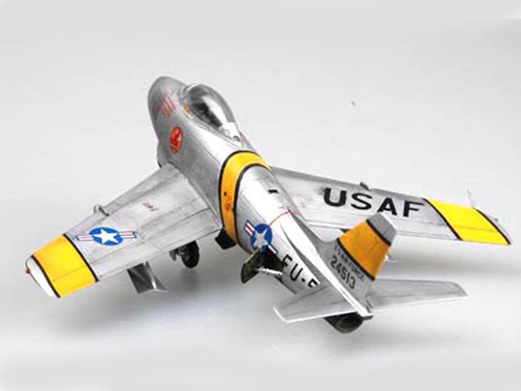 F-86F-30 Sabre (Vista 6)