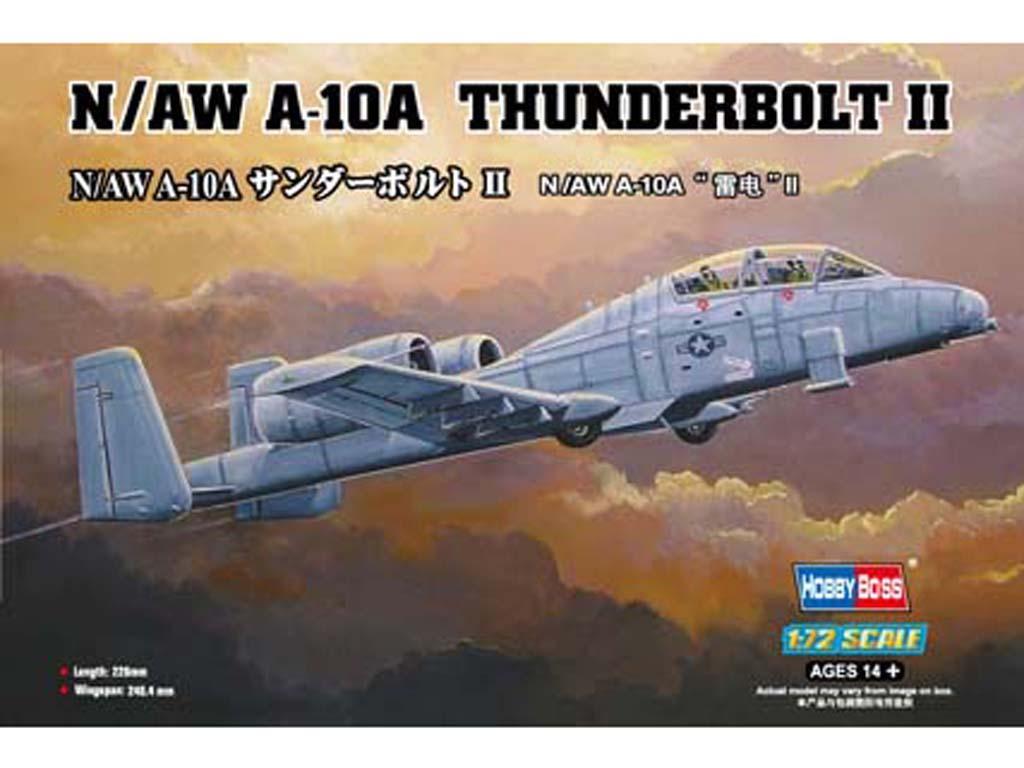 N/AW A-10 Thunderbolt II (Vista 1)