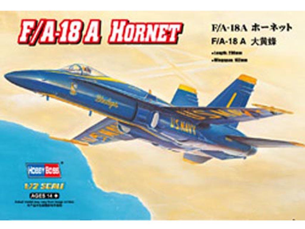 F/A-18A Hornet (Vista 1)