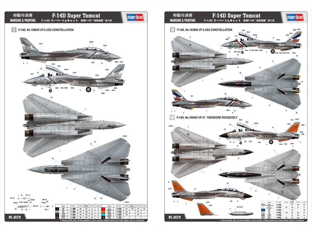 F-14D Super Tomcat (Vista 2)