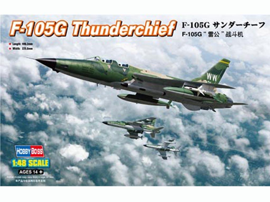 F-105G Thunderchief (Vista 1)