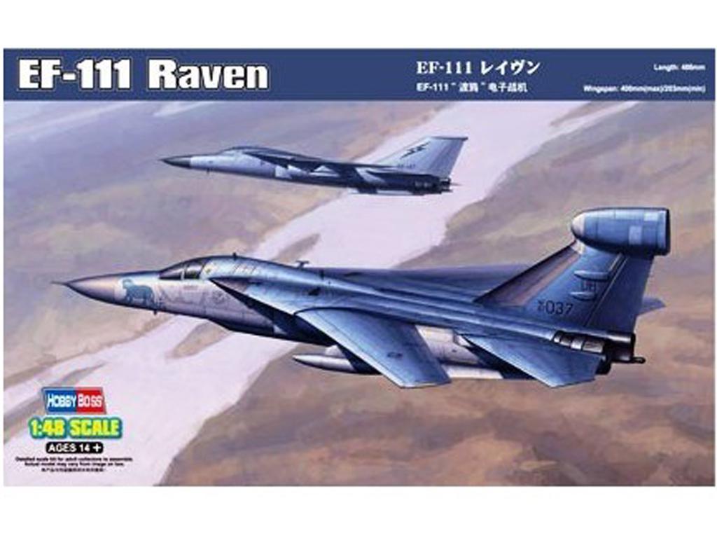 EF-111 Raven (Vista 1)