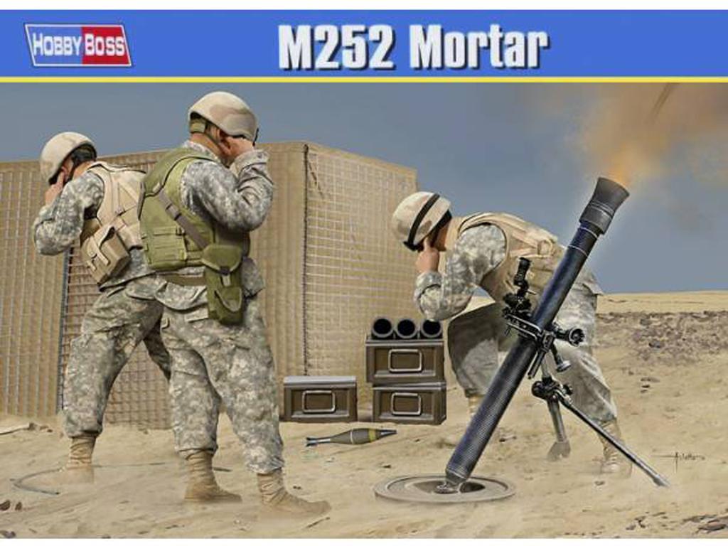 Mortero M252 (Vista 1)