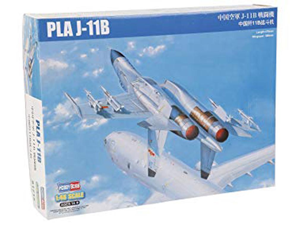 PLA J-11B (Vista 1)