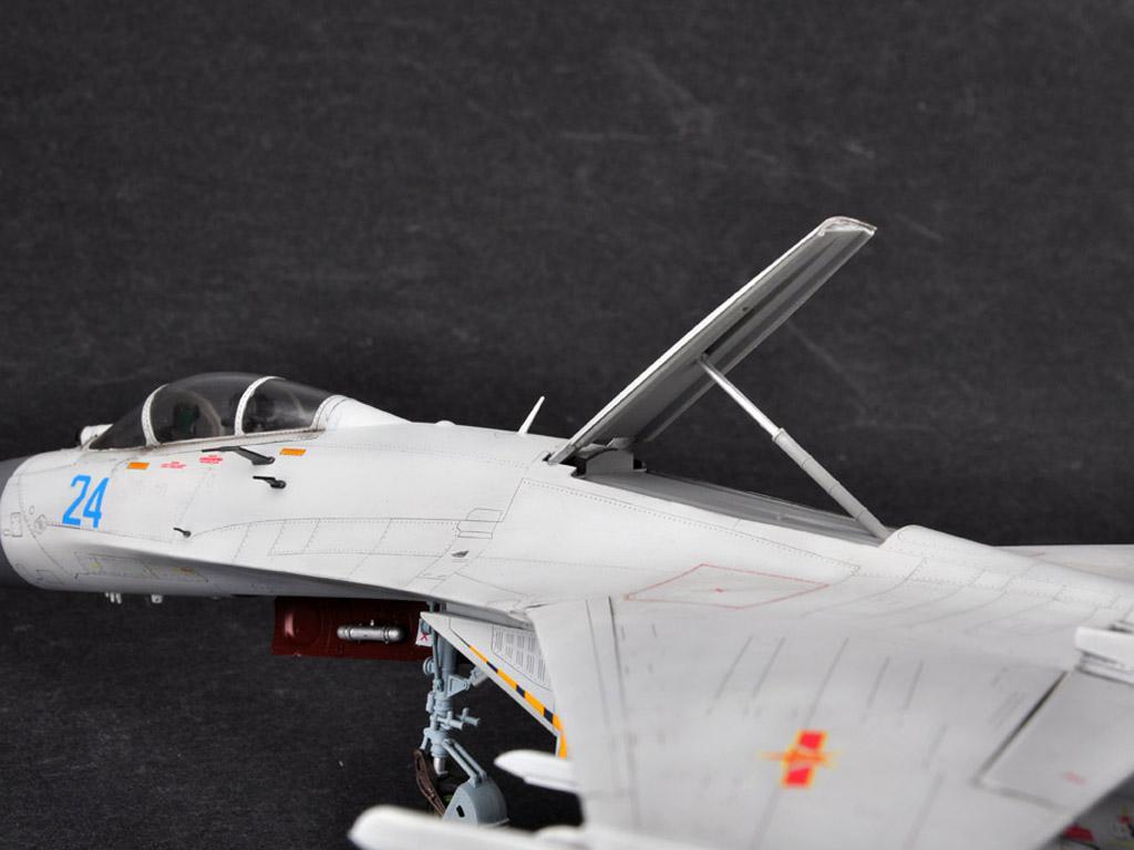 PLA J-11B (Vista 6)