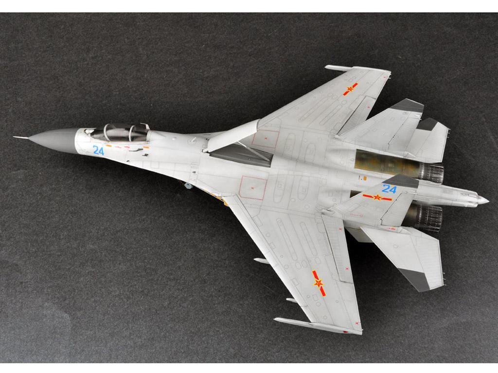 PLA J-11B (Vista 7)
