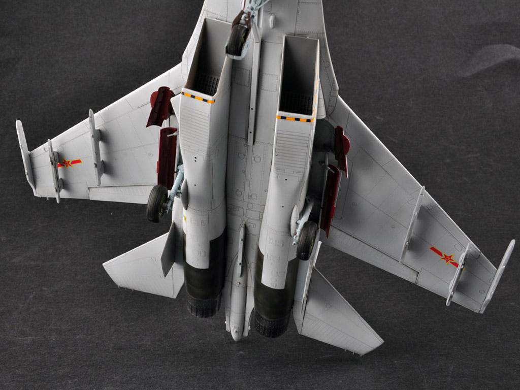 PLA J-11B (Vista 8)