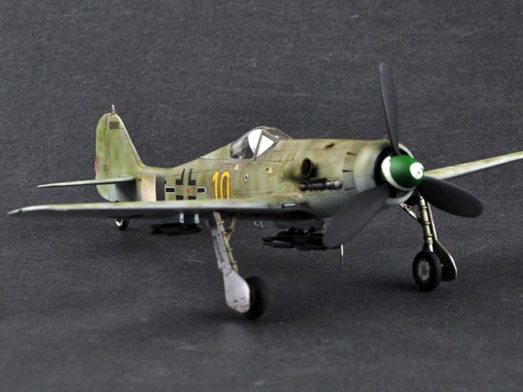 Focke-Wulf FW190D-13 (Vista 5)