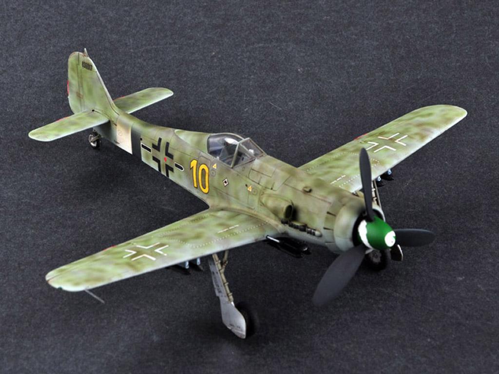 Focke-Wulf FW190D-13 (Vista 6)