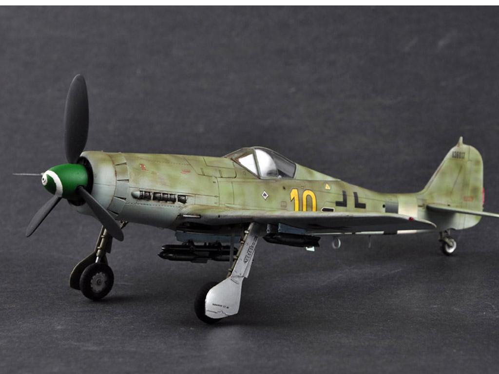 Focke-Wulf FW190D-13 (Vista 7)
