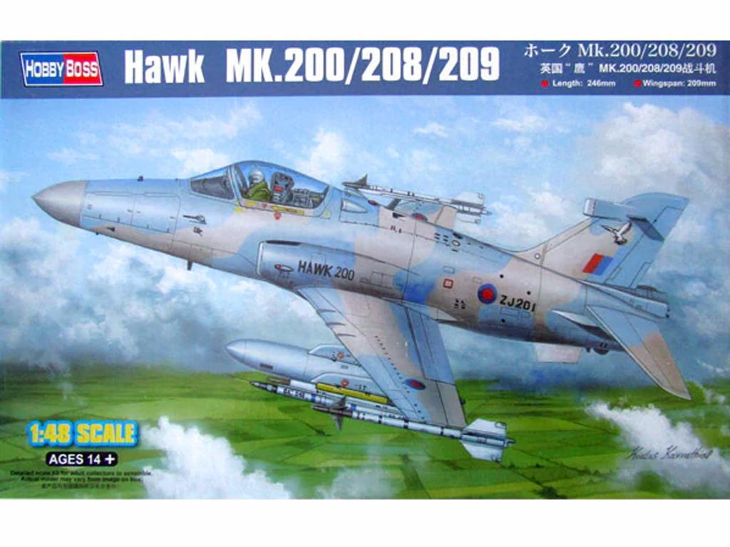 Hawk Mk.200/208/209 (Vista 1)