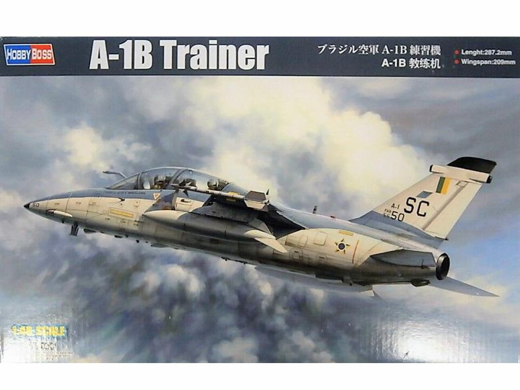 A-1B Trainer (Vista 1)