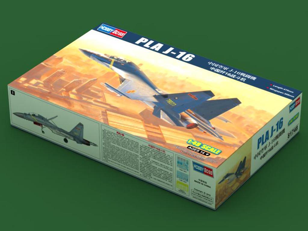 PLA J-16 (Vista 1)